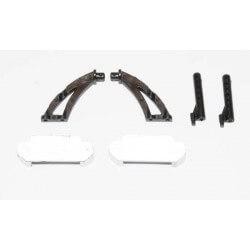Supports de carrosserie et d'aileron pour Buggy Mini-MHD 1/18 - Z8359104
