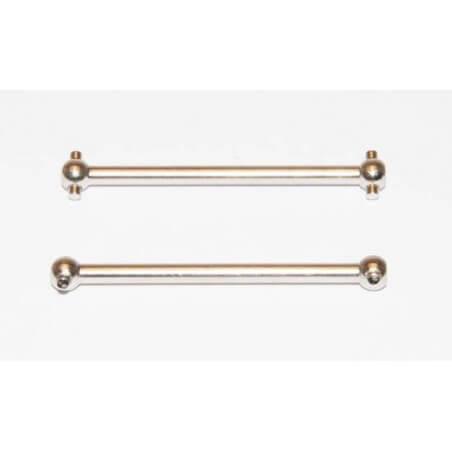 Paire de cardans en métal pour Mini-MHD 1/18 - Z8359107