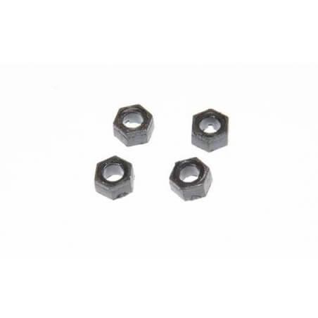 Hexagones de roues pour Mini-MHD 1/18 - Z8349111