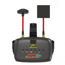 Casque FPV VR-D2 PRO UPGRADE