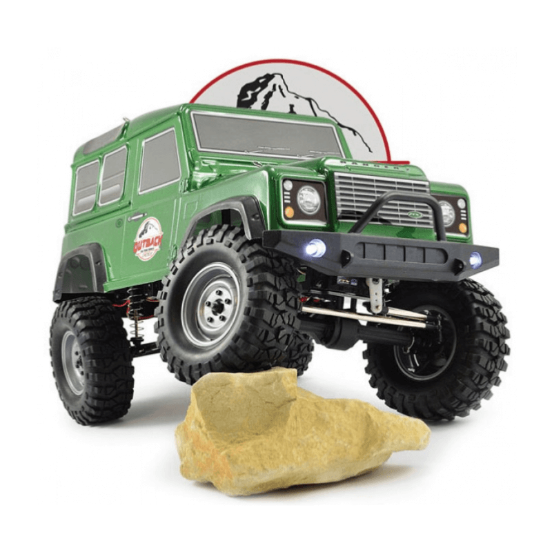 FTX Crawler Outback 2 Ranger 4wd 1/10 RTR FTX5586