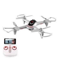 Drone SYMA X15W Blanc avec caméra Wifi