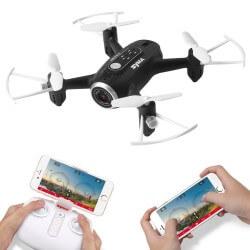 Drone SYMA X22W Noir avec caméra Wifi HD 720P
