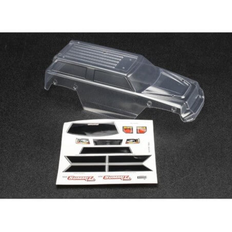 Carrosserie Transparente SUMMIT 1/16 - Traxxas TRX 7211