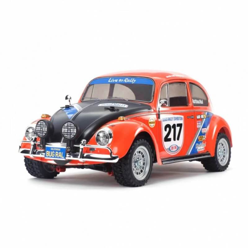Rally Tamiya 58650 Vw Kit Beetle À Voiture Monter 5RjAq3L4