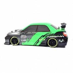 Absima 12204 Drift Touring Car 4WD + 4 Roues Drift
