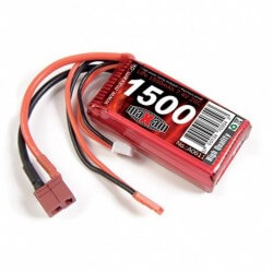 Batterie Lipo 2S 7.4V 1500mAh Wltoys L959 - L202 - L212