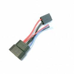 Cordon Adaptateur Traxxas Batterie 2S ID 7,4V