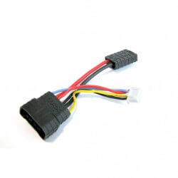 Cordon Adaptateur Traxxas Batterie 3S ID 11,1V