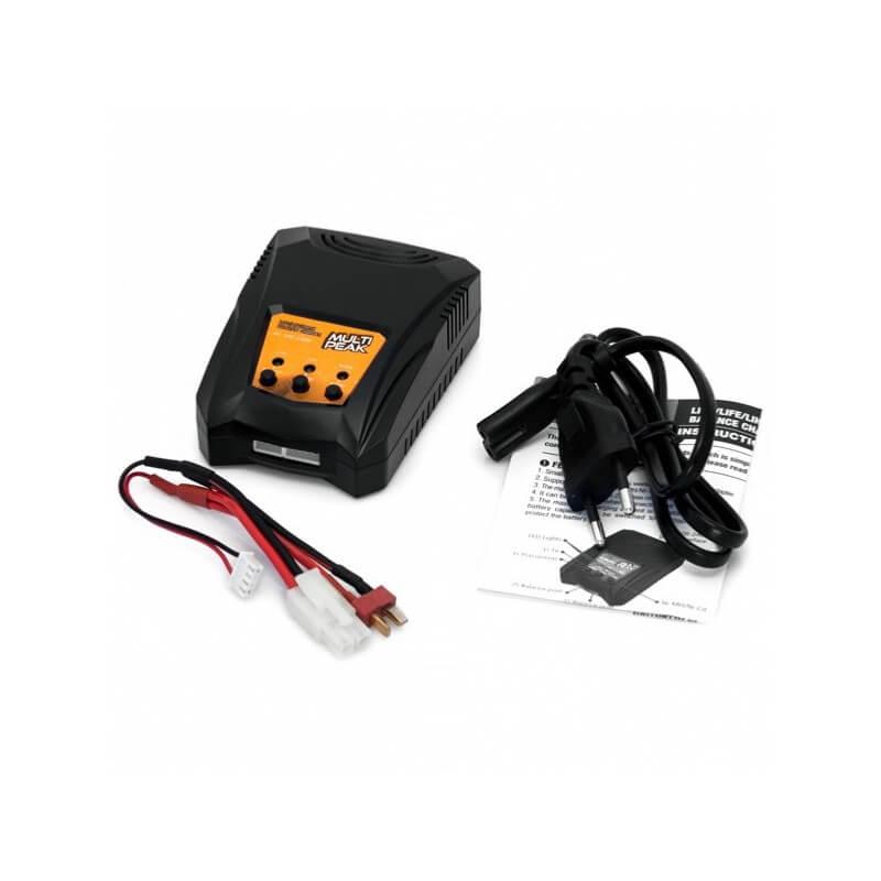 Chargeur Polyvalent 220V / 2A Multipeak Konect