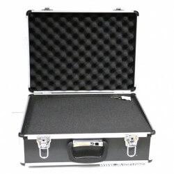 Valise Aluminium pour 2 Radio RC 420x310x165mm