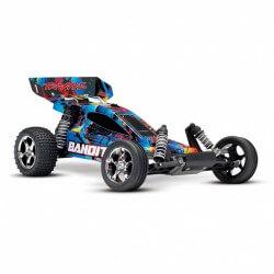 "Bandit XL-5 ID ""Rock n Roll"" RTR (Sans accu/chargeur) Traxxas 24054-4"