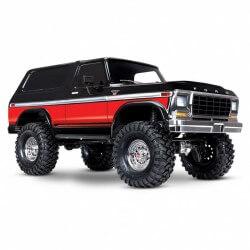Traxxas Ford Bronco Ranger XLT TRX-4 1/10 RTR 4WD 82046-4