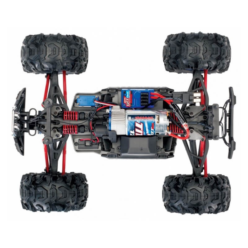 Traxxas Summit Rock n'Roll 4x4 ID RTR 72054-1