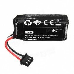 Accu Lipo 7,6V 30C 710mAh Hubsan H122D - H122D-16