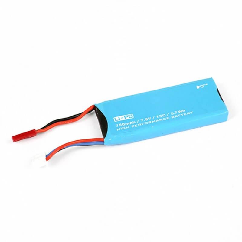 Batterie Lipo 7.6V 750mAh pour Hubsan H216A