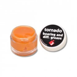 Graisse de différentiel orange  Tornado 1/10 , 1/8 - J17003