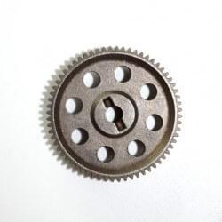 Couronne centrale acier 64T pour Truggy rc 1/10éme Absima-1230236