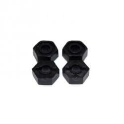 Hexagones de roue 12mm (4 pièces) Absima-1230206