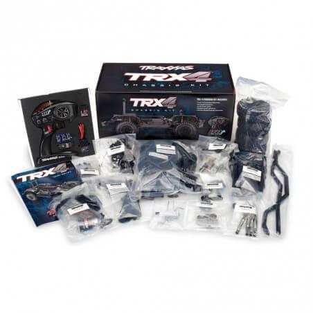 Traxxas TRX-4 Chéssis KIT A MONTER -TRX82016-4