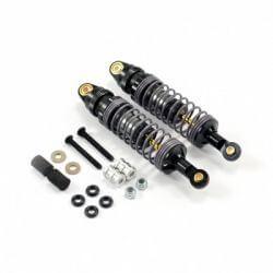 2 Amortisseurs Aluminium réglables 85mm - Voitures 1/10