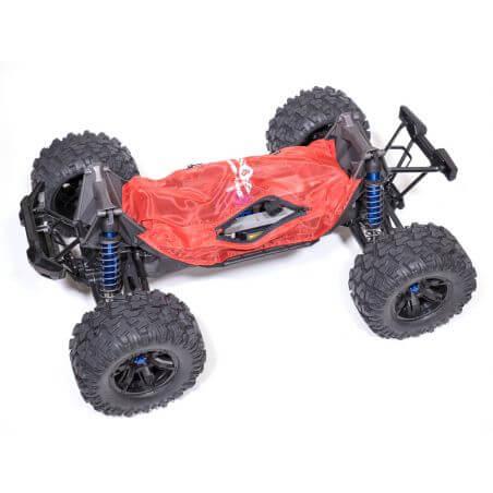 Housse de protection Rouge X-MAXX Dusty Motors