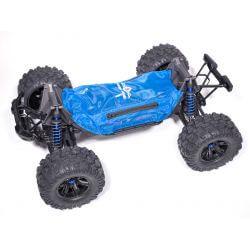 Housse de protection Bleue X-MAXX Dusty Motors