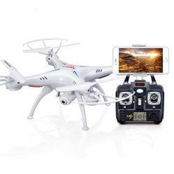 SYMA X5SW FPV avec caméra