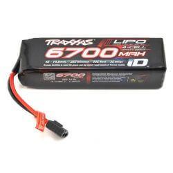 Accu Lipo ID 4S 14,8V 6700mAh 25C- Traxxas TRX 2890X