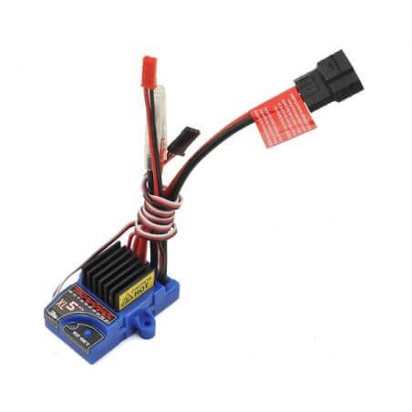 Variateur électronique XL-5HV 3S Waterproof Traxxas 3025