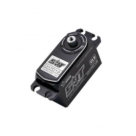 SRT Servo Coroless Low-Profile 12Kg 0.057sec CH7012