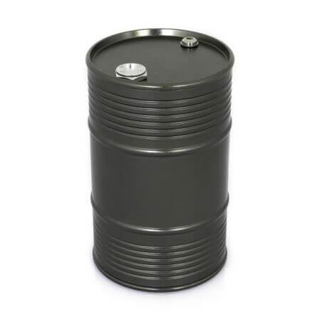 Hobbytech Bidon dhuile en aluminium gris HT-SU1801047