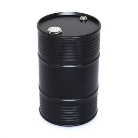 Hobbytech Bidon d'huile en aluminium Noir HT-SU1801048
