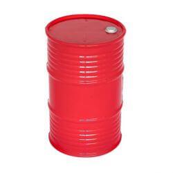 Hobbytech Bidon d'huile en plastique rouge HT-SU1801061