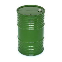 Hobbytech Bidon d'huile en plastique vert HT-SU1801063