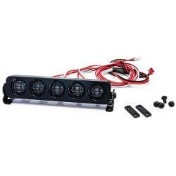 Hobbytech Rampe de projecteur LED rond an aluminium 109mm HT-SU1801094