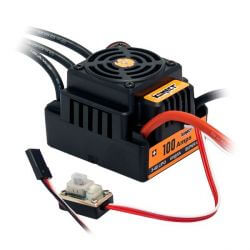 Konect Contrôleur KONECT Brushless 1/8 100A Waterproof  KN-8BL100-WP