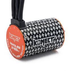 Konect Moteur KONECT Brushless 1/10 taille 3652 4000kv  KN-3652SL-4000