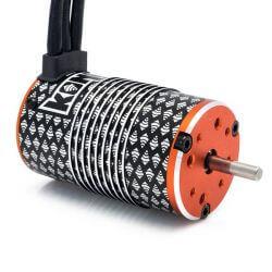 Konect Moteur KONECT brushless 4 poles 1/8 4268 1900KV  KN-4268SL-4P-1900