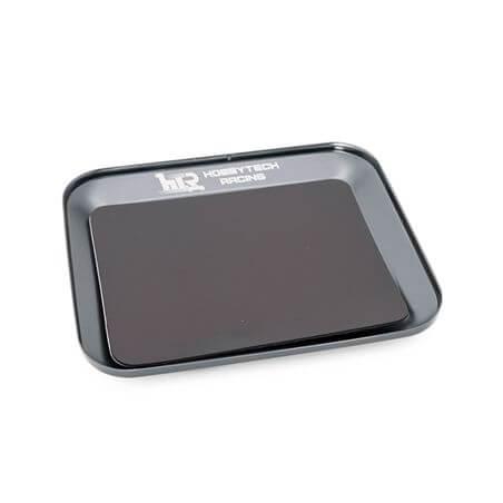 Hobbytech Plateau magnétique en aluminium 119X101mm  HT-421850-GM