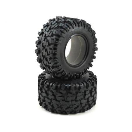 TRAXXAS pneus x-maxx at (2) TRX7770X