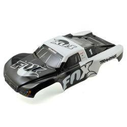 TRAXXAS carrosserie slash 4x4 fox edition peinte et decoree TRX6849