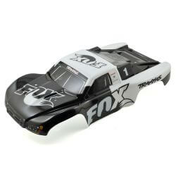 TRAXXAS carrosserie slash 4x4 fox edition peinte et decoree TRX6849