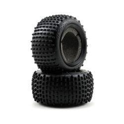 TRAXXAS pneus arriere alias 2.2 soft pour bandit (2) TRX2470