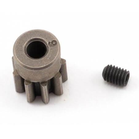 TRAXXAS pignon moteur acier 9 dts - 32 pitch - 2,3mm TRX6745