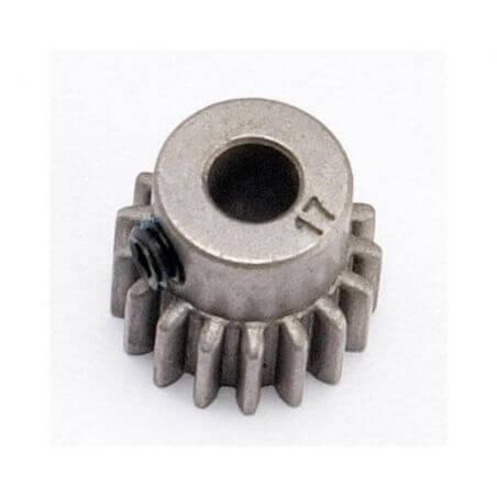 TRAXXAS pignon moteur 17 dts - 0,8 metric,  compatible 32 pitch - 5 mm TRX5643