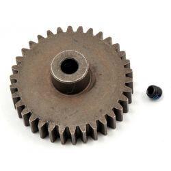TRAXXAS pignon moteur 34 dts xo-1 - 1.0 metric pitch - 5 mm TRX6493