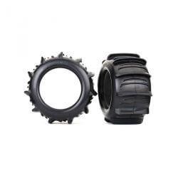TRAXXAS pneus pelle TRX8673