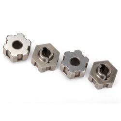 TRAXXAS hexagone de roue acier (x4) TRX8568
