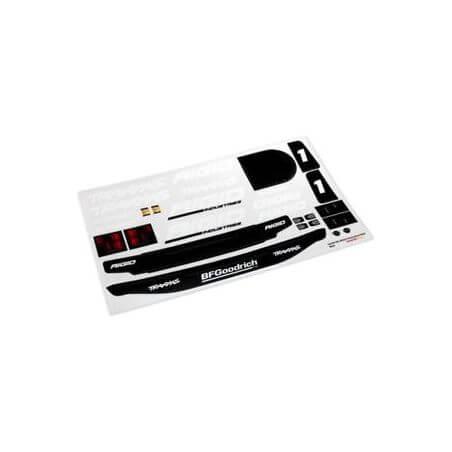 TRAXXAS autocollants unlimited desert racer, rigid edition TRX8516